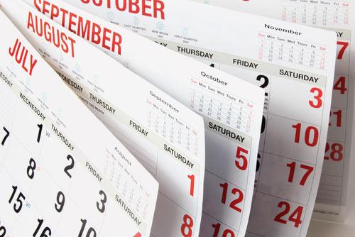 [cml_media_alt id='2938']Several months displayed on a calendar.[/cml_media_alt]