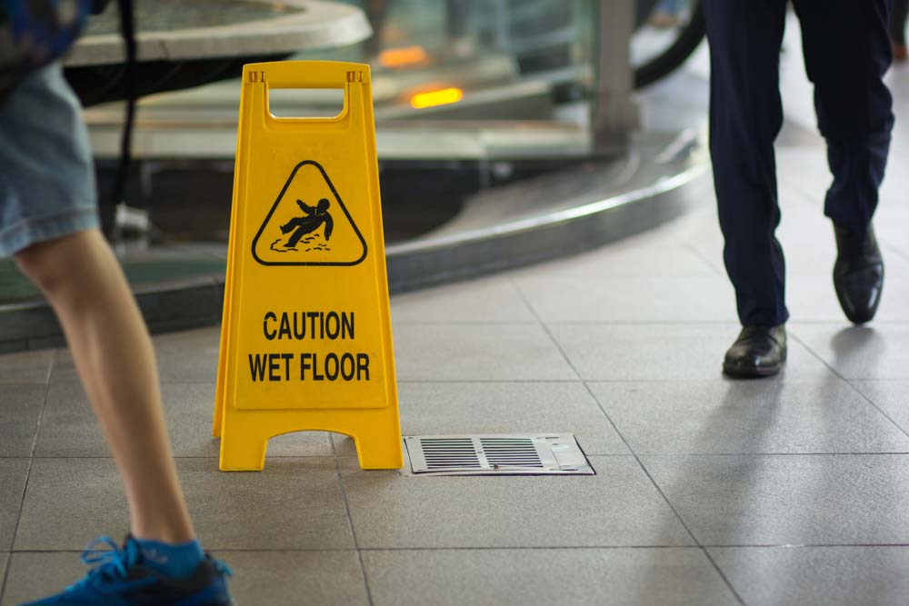 Slip Trip And Fall Injuries Who Is At Fault Bailey And Yarmo