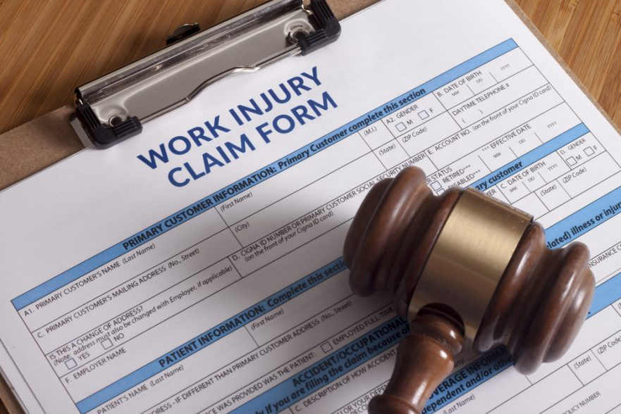 Workers Compensation PTD
